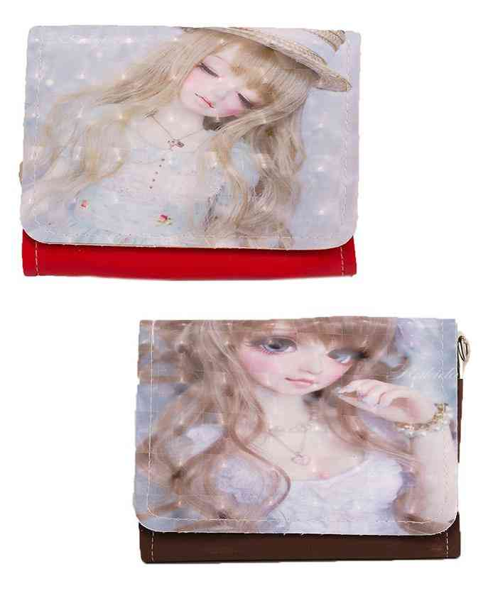 Pack of 2 Clutch for Women with Long Chain - Multicolour - C-134-136