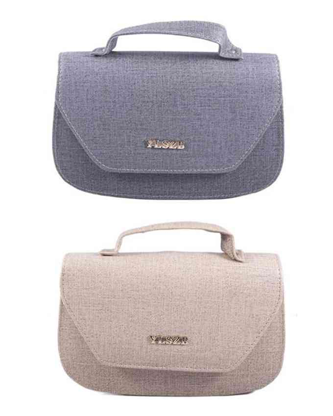 Pack of 2 Clutches for Women - Multicolour - C-306-311
