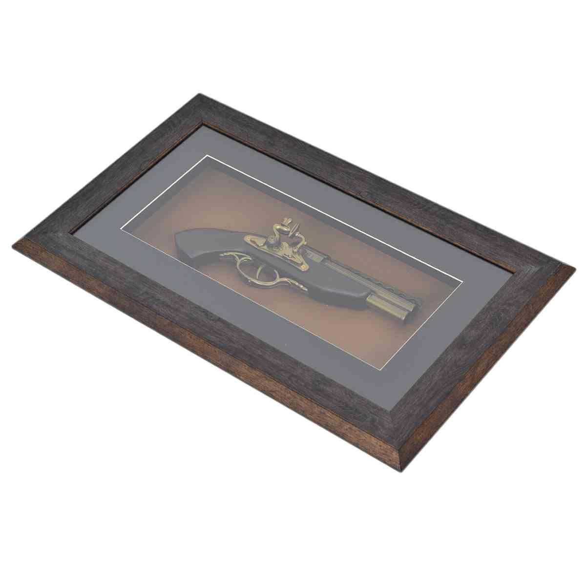 Asaan Buy 3D Object Frame (25 Inch Width x 13 Inch Height x 3 Inch Depth)