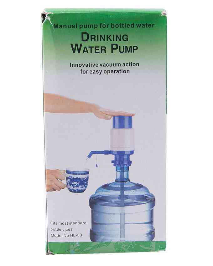 Manual Water Pump For Bottled Water Water Dispenser For Standard Bottle Sizes - Small