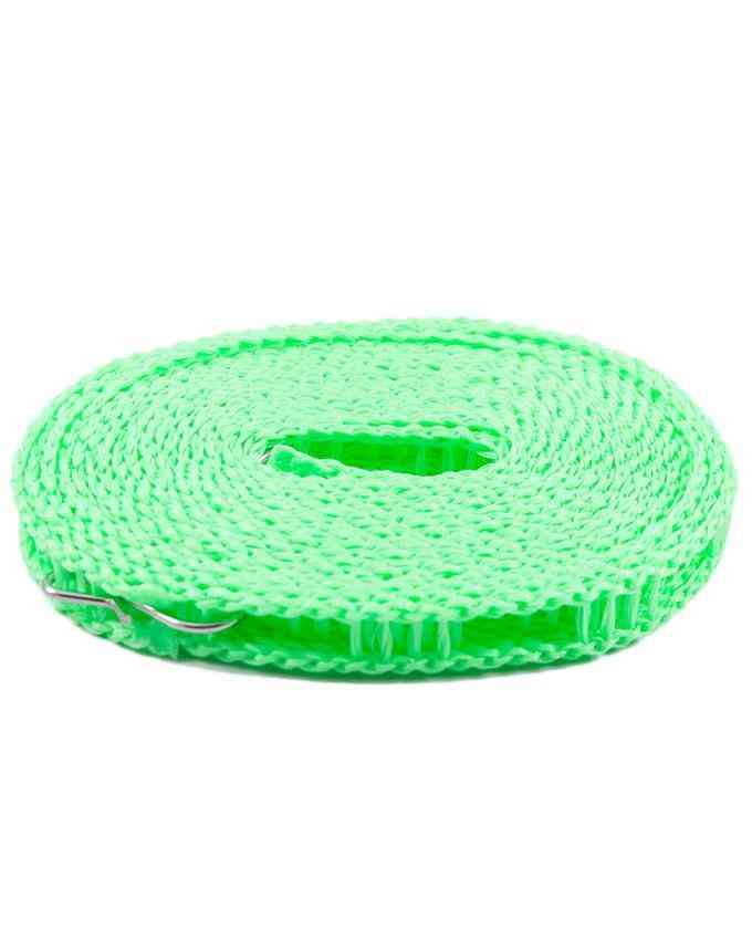 Plastic Cloth Hanging Rope Clothesline - 5 meters