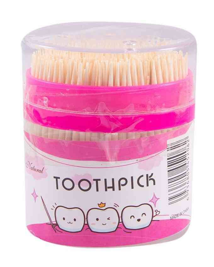 Pack of Toothpicks - Large Size