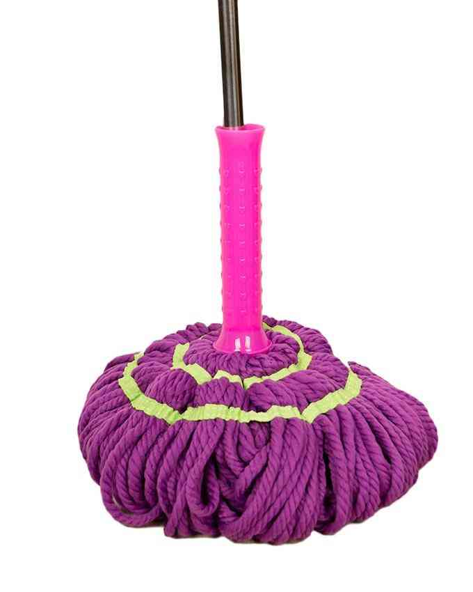 High Quality Semi Automatic Water Locking Mop (easy to dry without squeezing)
