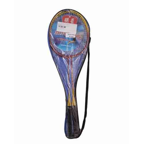 Pack of 2  - Badminton Racket Set - B Quality