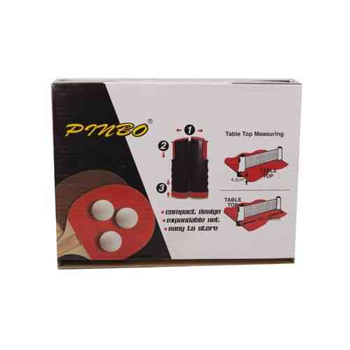 Table Tennis Net and Post Adjustable - High Quality