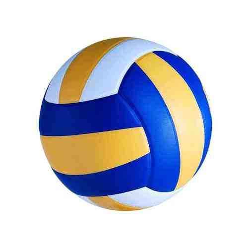 High Quality Volley Ball - White