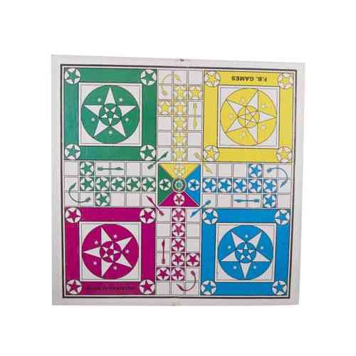 Tom And Jerry Ludo Game 2 Sided Games - 18X18""