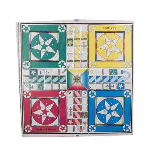 Tom And Jerry Ludo Game 2 Sided Games - 20X20""