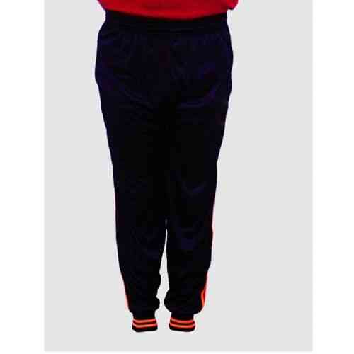 Asaan Sports Gold Men And Women'S High Quality Sports Trouser Gym Wear Exercise Wear - Black