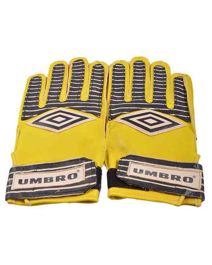 Goalkeeper Gloves For Football - Small