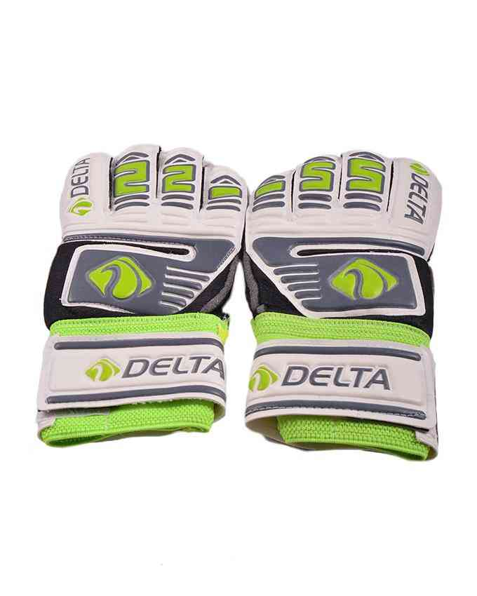 Goalkeeper Gloves For Football - Adults (For 18+ Ages)