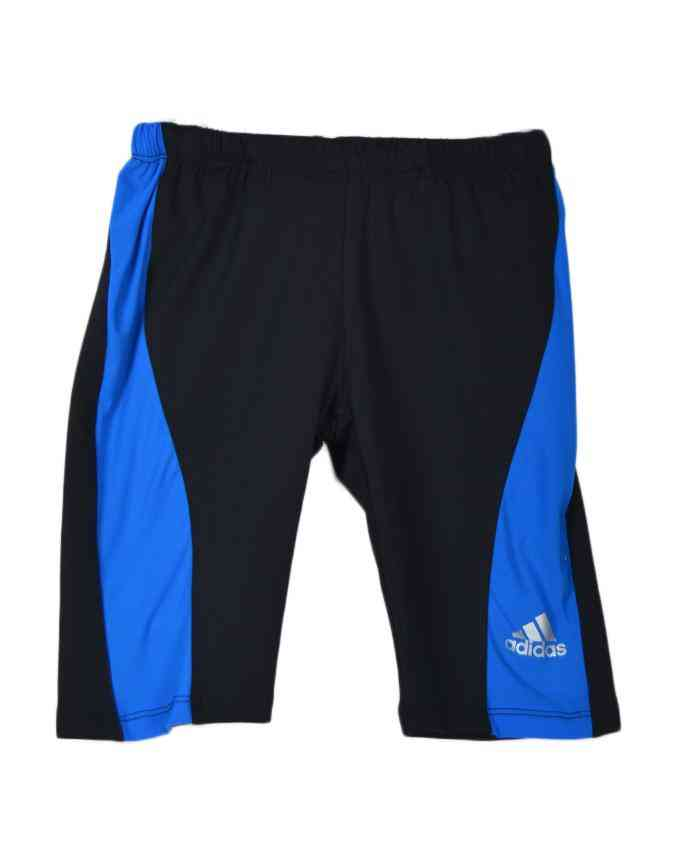 High Quality Stretchable Swimming Shorts for Men - Black