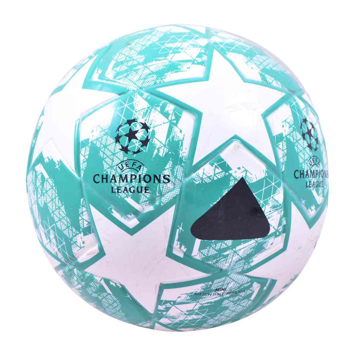 Multicolour Mini Football for Kids (5 Inch Diameter)