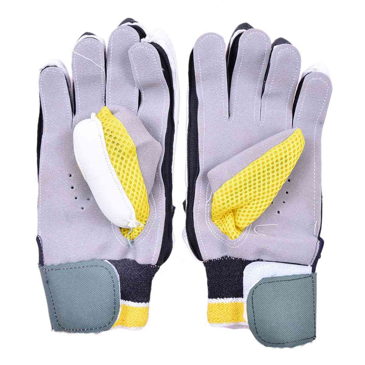 Cricket Batting Gloves for Adults (For 14+ Years Age and Extra Long Life Material)