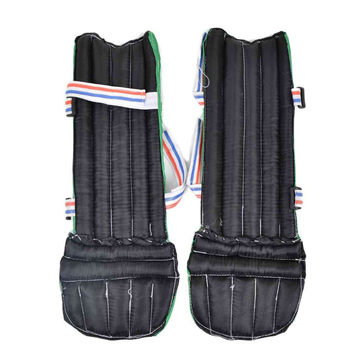 Junior Cricket Leg Pads (for 5-9 Year Kids and 17 Inch Length)