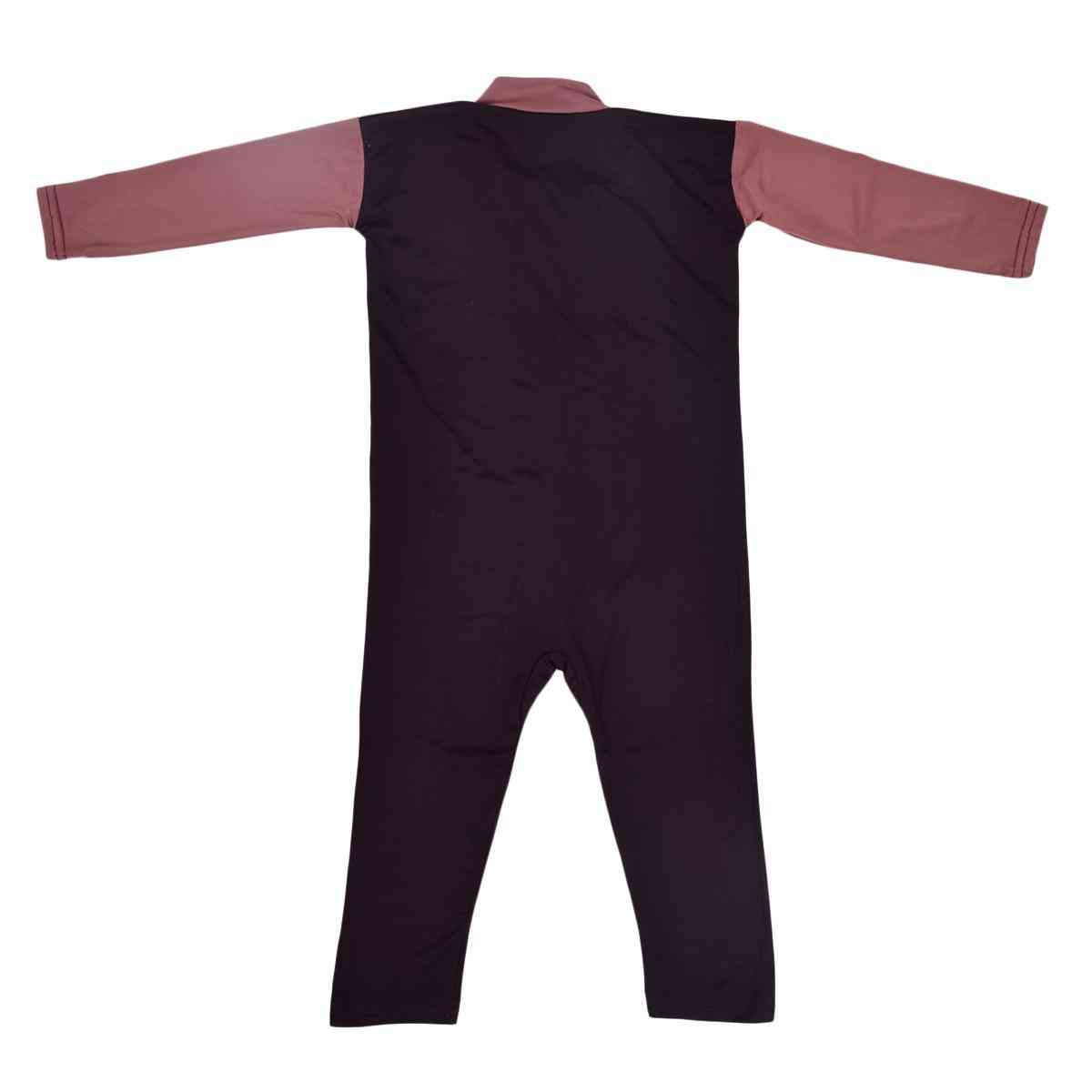 Full Zipper Swimsuit for Boys (Good Quality and Elastic Material and Parachute Fabric)