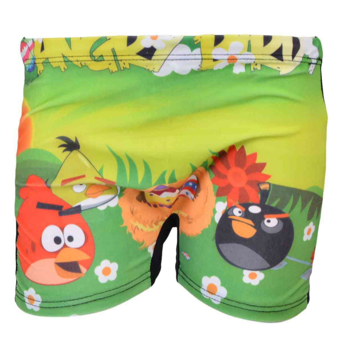 Angry Birds Mini Swimming Shorts for Kids (for 2-4 Year Kids)