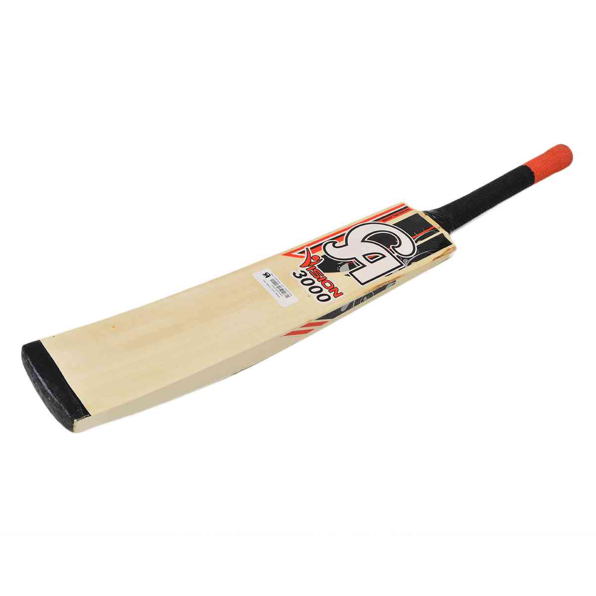 CA Vision 3000 Tape Ball Cricket Bat for Adults (34 Inch Length)