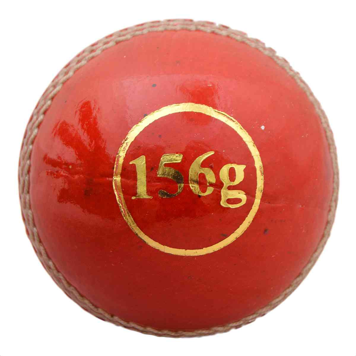 Duke High Quality Hard Ball (156g Corkball) - Red