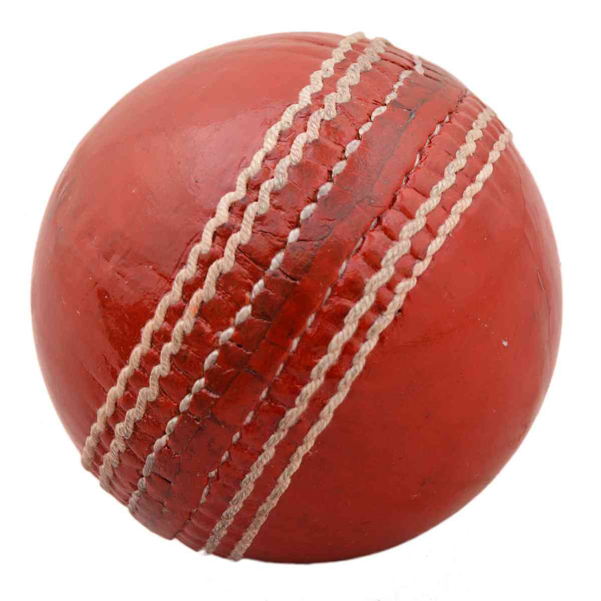 Sajjad Ball Maker High Quality Hard Ball (156g Corkball) - Red
