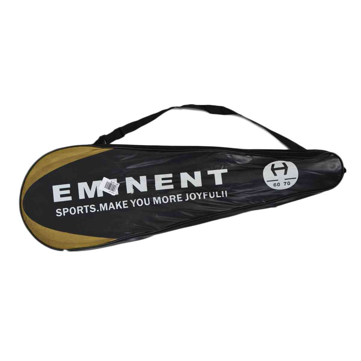 Eminent Series 6070 Badminton Racket With Bag (With Joint, 26 Inch Length)