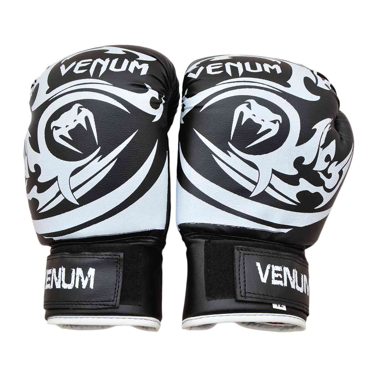 Boxing Gloves -Punching Gloves For Adults - 560 Gram - Black