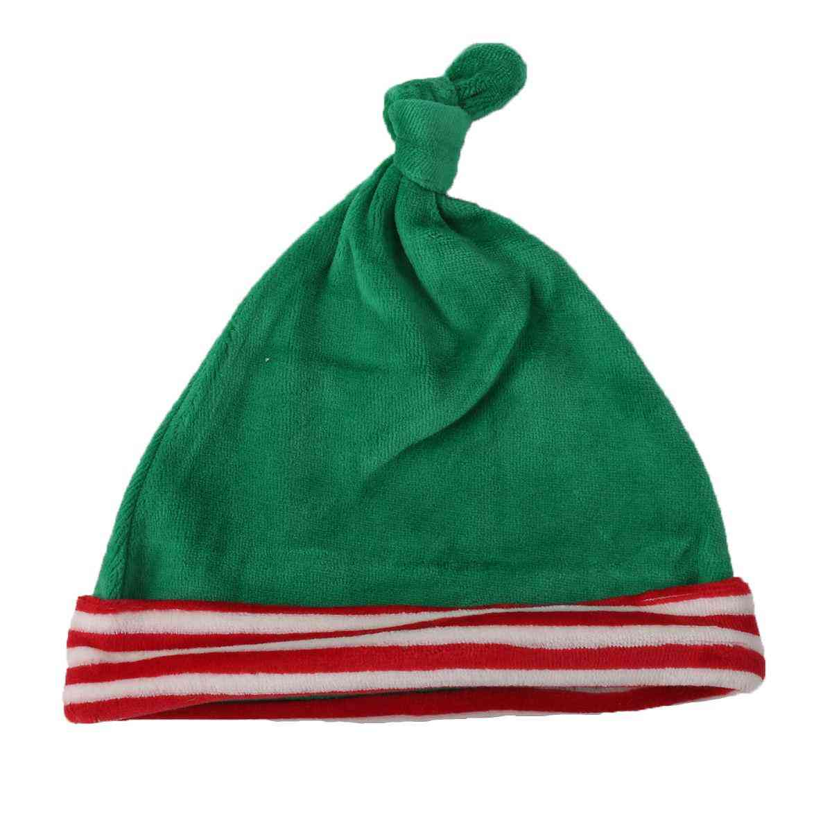 Asaan Bachpan Baby Cap for 0 - 6 Month Baby  Green