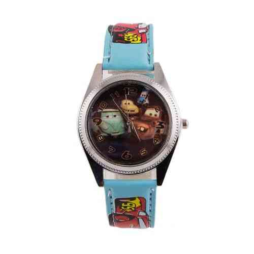 Beautiful Cars Watch For Kids - Blue