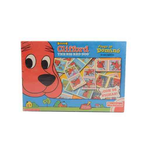 Clifford Puzzle Set - Kids Learning - 36Pcs