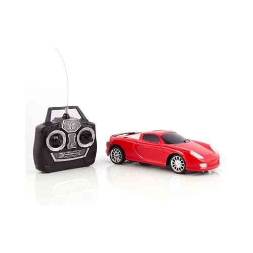 High Speed Remote Control Car With Remote - Red