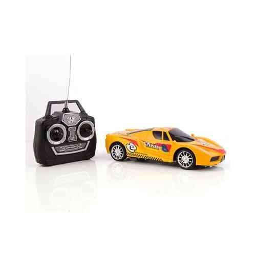 High Speed Remote Control Car With Remote - Yellow
