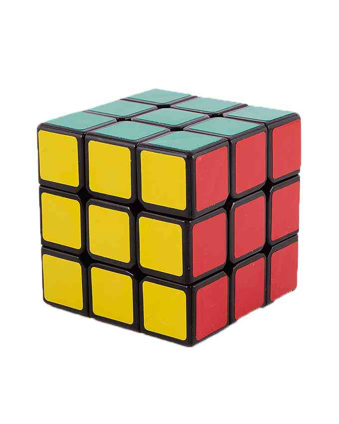 Magic Cube - 3x3 - For Kids Learning