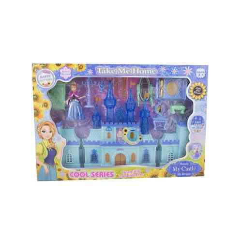 Pack of 10 - Castle Set With Sounds and Lights