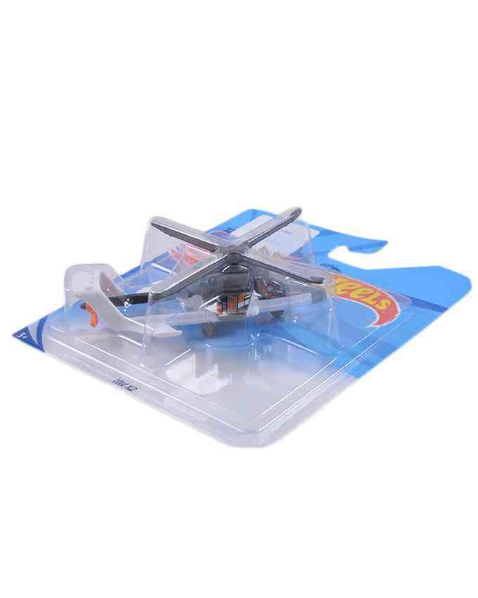 High Quality Hotwheels Helicopter Figure Toy For Kids - 4 Inch