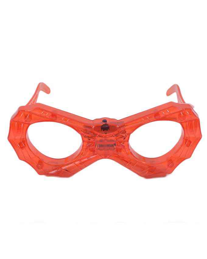 Glowing Glasses Spectacles for Kids with Light - Red
