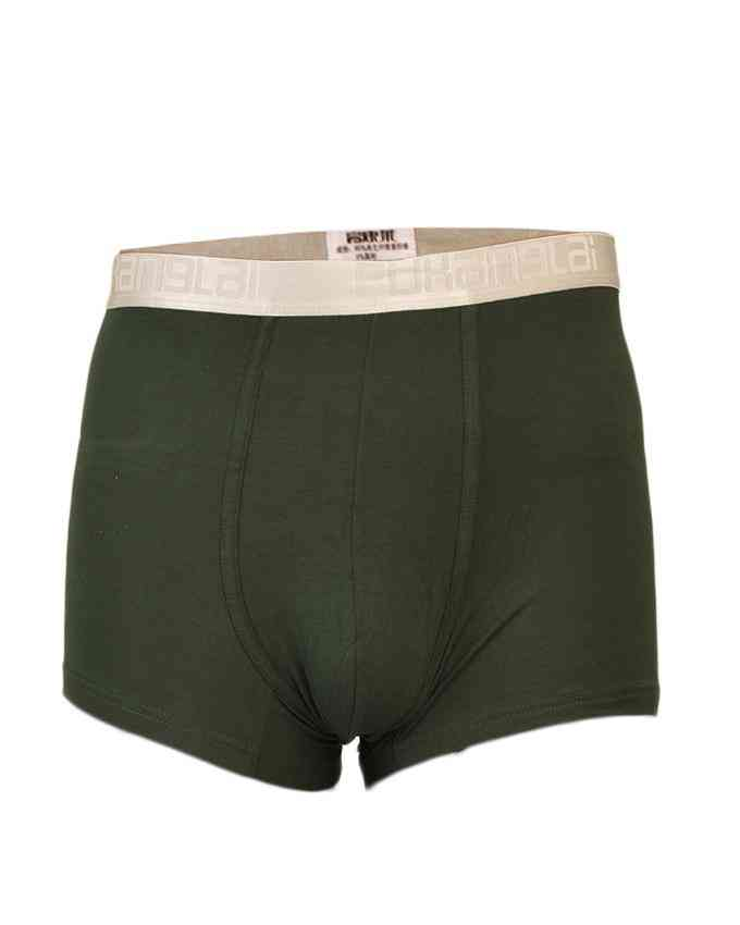 Pack of 2 Modal Fabric Spandex Boxer for Men - Plain