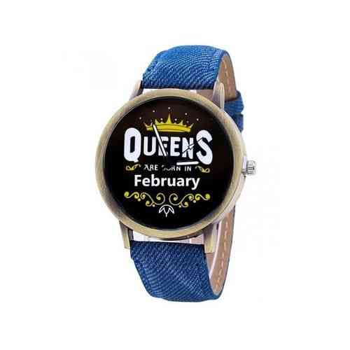 Blue Queens Are Born In Watch - February