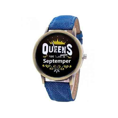 Blue Queens Are Born In Watch - September